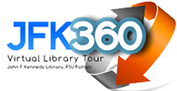 JFK360 Virtual Library Tour